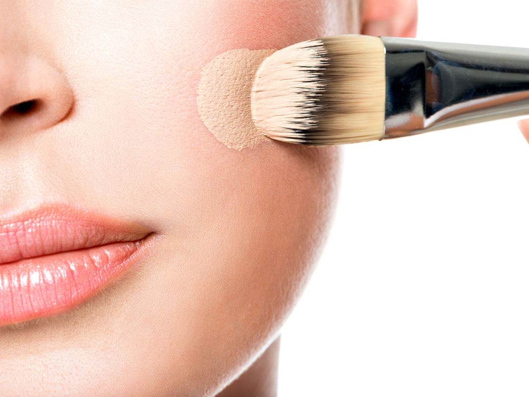 How To Pick The Right Foundation Brush Sephora Philippines